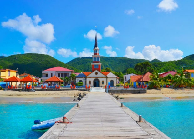 Rowing The World - Martinique