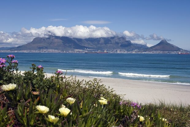 Rowing The World - South Africa - Western Cape