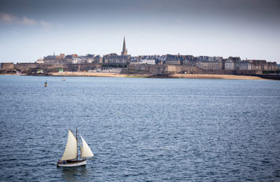 Rowing The World - St-Malo