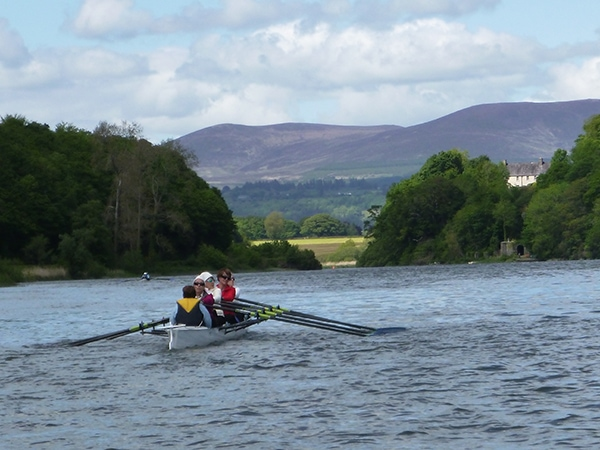 Rowing The World - Four Rivers Ireland