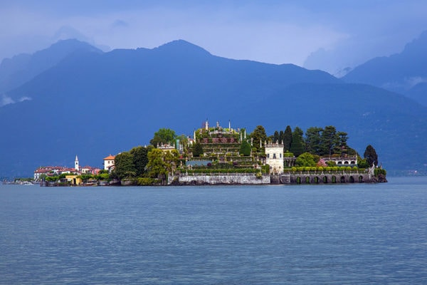 Rowing The World - Lago Maggiore