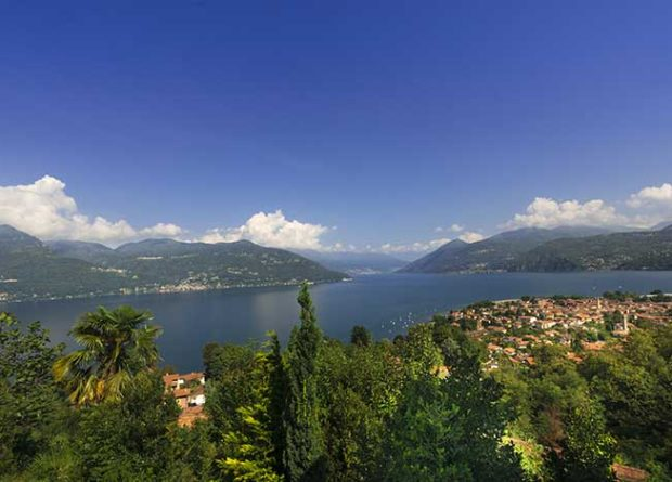 Rowing The World - Luino & Lago Maggiore
