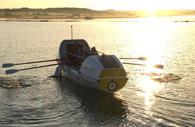 Rowing The World - Balearics