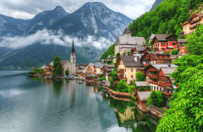 Rowing The World - Austrian Lakes