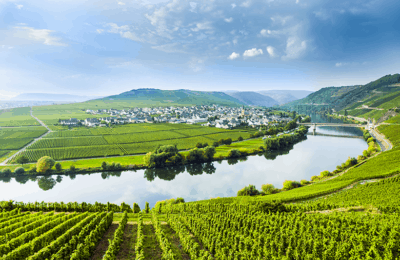 Rowing The World - Mosel River Germany