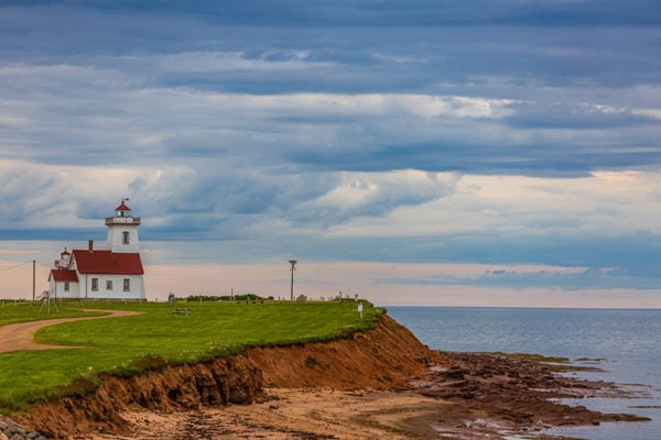 Rowing The World - Canada: PEI