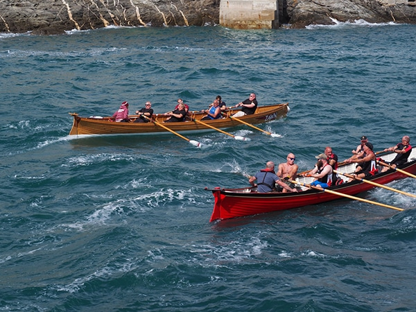 Rowing The World - Cornwall Tour