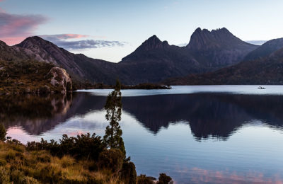 RowingTheWorld - Cradle Mountain Australia