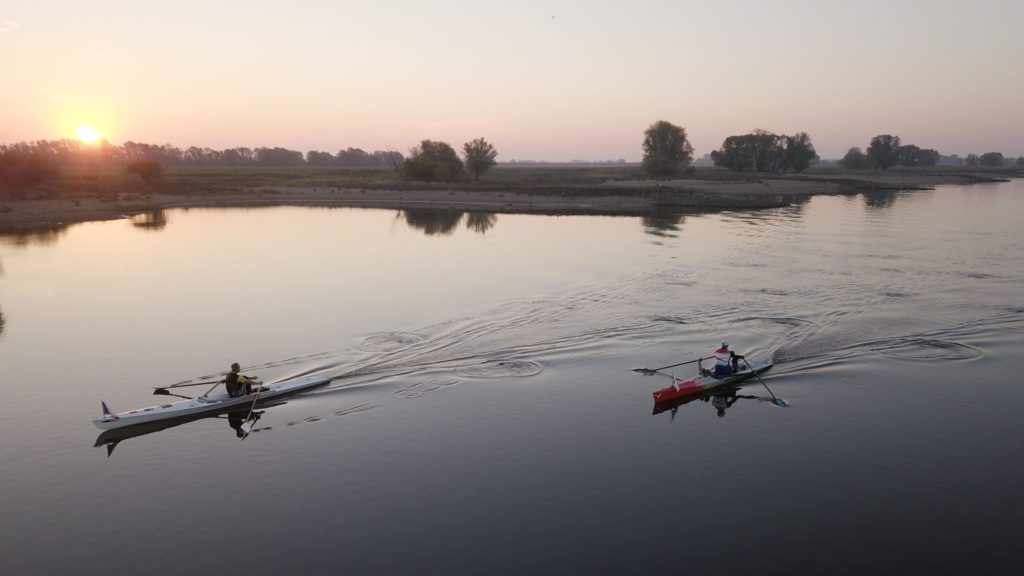 prague to hamburg rowing challenge