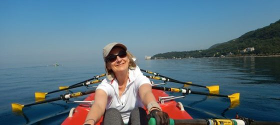 rowing tour traning program Adriatic