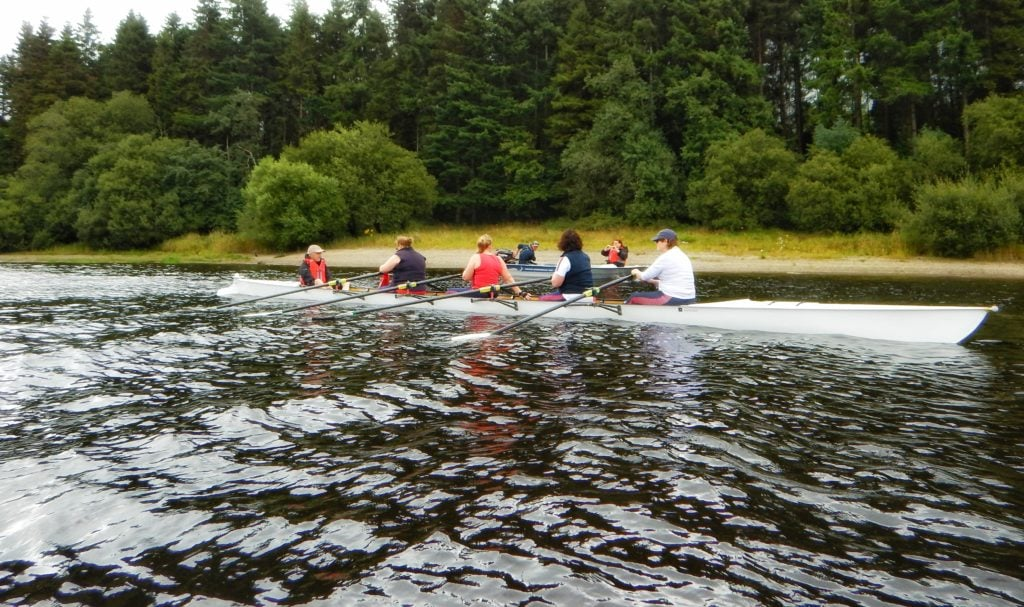 Rowing in Ireland