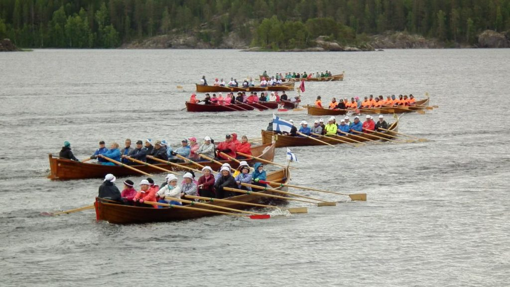 Holidays for women who row