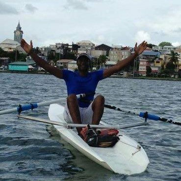 Rowing The World - Sylvain Hoche