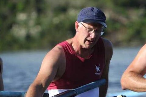 Rowing The World - Mark Brown